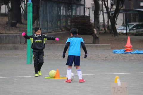 福生3FCサッカーフェスタ活動報告