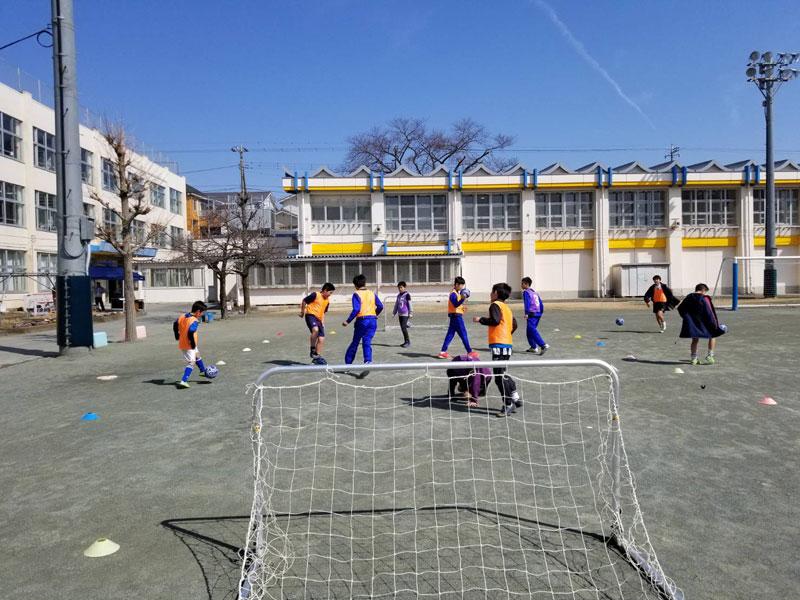 福生小学生サッカークラブ