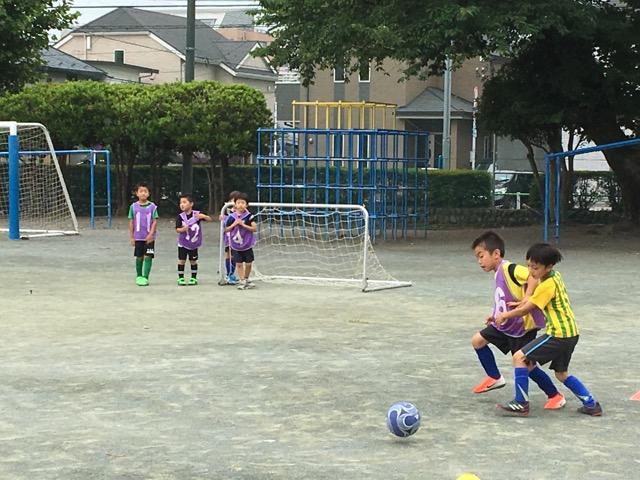 第2回フリーサッカースクール活動報告