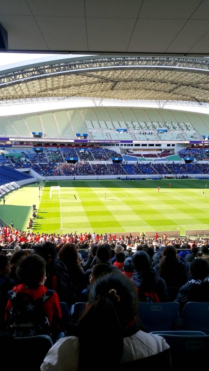 高円宮杯U-18サッカープレミアリーグファイナルを観戦してきました!