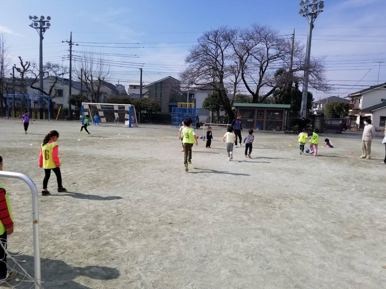 福生3FCサッカーフェスタ2020活動報告